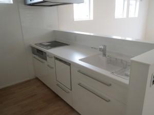 160606キッチン設置